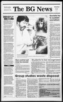 The BG News September 27, 1989