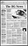 The BG News September 29, 1989