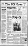 The BG News October 3, 1989