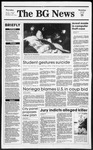 The BG News October 5, 1989