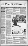 The BG News October 12, 1989