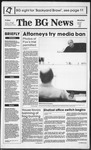 The BG News October 13, 1989