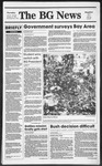 The BG News October 19, 1989