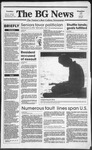 The BG News October 24, 1989