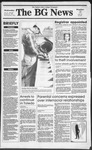 The BG News October 25, 1989
