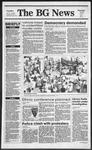 The BG News October 31, 1989