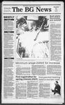The BG News November 1, 1989