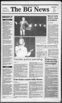 The BG News November 7, 1989