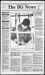 The BG News November 9, 1989