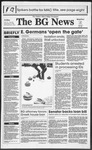 The BG News November 10, 1989