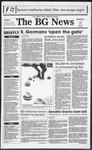 The BG News November 10, 1989