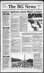 The BG News November 14, 1989