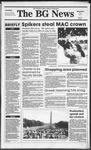 The BG News November 14, 1989