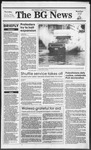 The BG News November 16, 1989