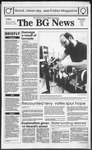 The BG News November 17, 1989