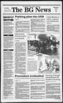 The BG News November 21, 1989