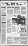The BG News November 21, 1989