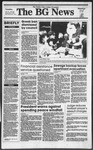 The BG News December 5, 1989