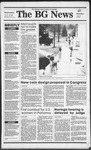 The BG News January 10, 1990
