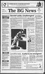 The BG News January 12, 1990