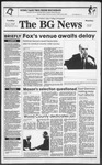 The BG News January 16, 1990