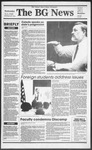 The BG News January 17, 1990
