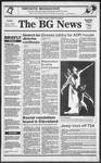 The BG News January 19, 1990