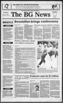 The BG News January 23, 1990