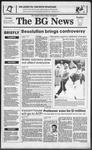 The BG News January 23, 1990