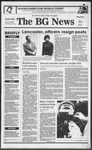 The BG News January 24, 1990