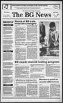 The BG News January 25, 1990