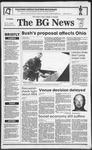 The BG News January 30, 1990
