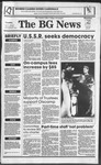 The BG News February 6, 1990