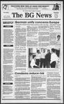 The BG News February 15, 1990