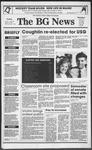 The BG News March 16, 1990