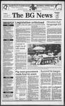 The BG News April 6, 1990