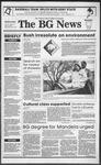 The BG News April 18, 1990