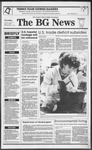 The BG News April 19, 1990