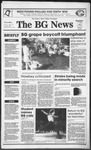 The BG News April 26, 1990