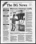 The BG News April 30, 1990