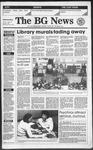 The BG News May 23, 1990