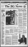 The BG News June 13, 1990