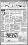 The BG News August 8, 1990