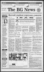 The BG News August 8, 1990