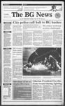 The BG News September 11, 1990