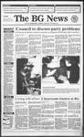 The BG News September 14, 1990