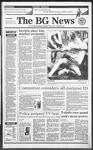 The BG News September 25, 1990