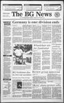 The BG News October 3, 1990