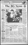 The BG News October 9, 1990