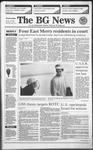 The BG News October 10, 1990